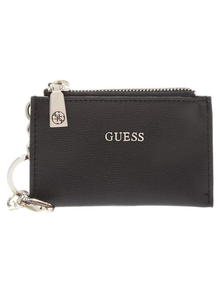 Llavero Monedero Guess lexxi Gifting negro A40/16: Amazon.es ...