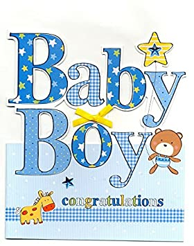 new baby boy greeting