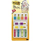 Post-it Flags 0.47 x 1.7 Inches Assorted Brights, 306 Flags (683-Club)