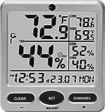 Ambient Weather WS-08 Wireless Indoor/Outdoor