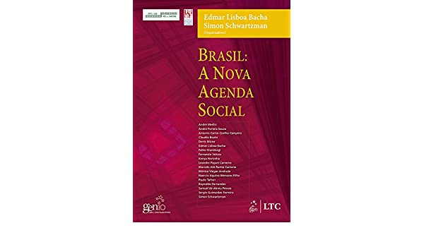 Amazon.com: Brasil - A Nova Agenda Social (Portuguese ...