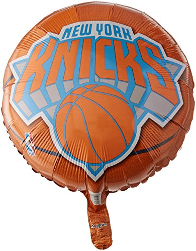 Anagram International New York Knicks Flat Party Balloons, 18