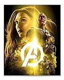 Avengers Infinity War Movie Poster Prints 8x10