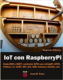 Tremendous Amazon Com Iot Con Raspberry Pi Node Red Y Mqtt Control De Los Wiring Database Gramgelartorg