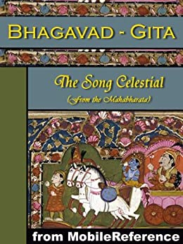 Amazon.com: Bhagavad-Gita or, The Song Celestial (From the