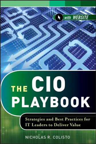 Amazon the cio playbook strategies and best practices for it the cio playbook strategies and best practices for it leaders to deliver value wiley fandeluxe Image collections