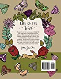 Life Of The Wild: A Whimsical Adult Coloring