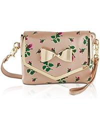 Envelope Flap Wristlet Purse Crossbody Bag