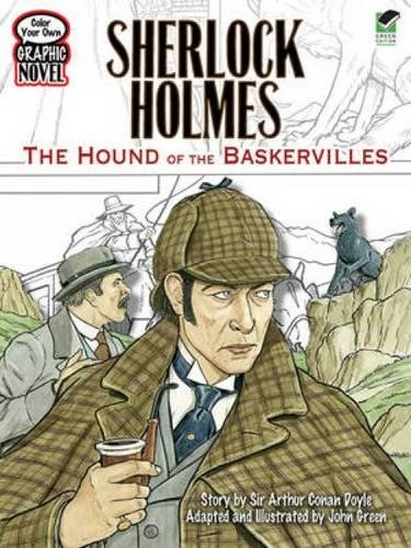 Color Graphic Novel SHERLOCK HOLMES
