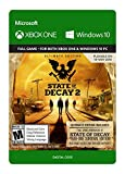 State of Decay 2: Ultimate Edition (Pre-Purchase/Launch Day) - Xbox One [Digital Code]