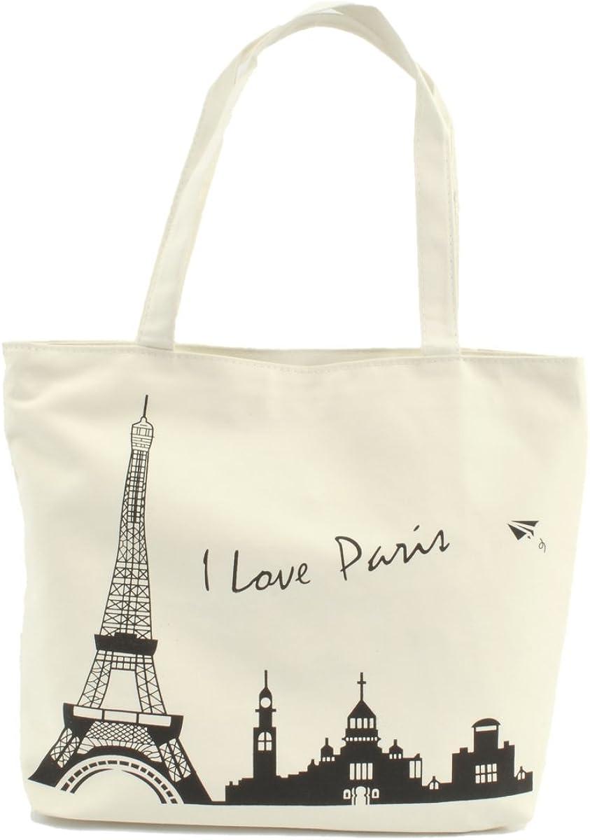 """LSW""""I Love Paris"""" Canvas..."""