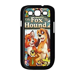 Fox and the Hound 2 Samsung Galaxy S3 9300 Cell Phone Case Black Losmq