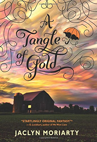A Tangle of Gold (The Colors of Madeleine, Book 3)