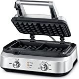 Cheap Breville 2-Slice Smart Waffle Pro Maker