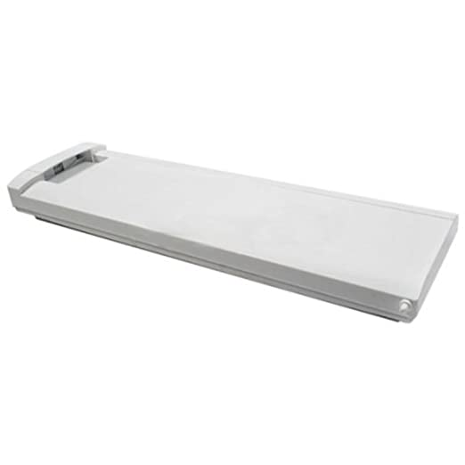 Spares2go caja de hielo del evaporador Panel de la puerta mango ...