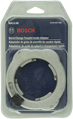 Bosch RA1126 Quick Change Template Guide Adapter