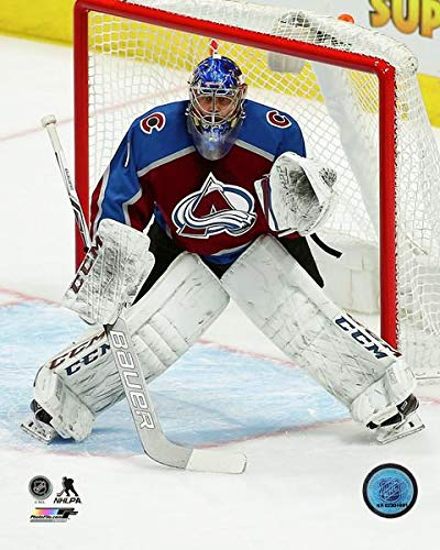 0232aa638e5 Image Unavailable. Image not available for. Color  Semyon Varlamov Colorado  Avalanche ...