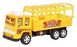 Leo Toys Racer Army Truck, Yellow (34 cm x 19 cm x 17 cm)