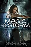 Magic on the Storm by Devon Monk front cover