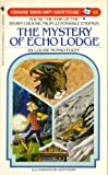 The Mystery of Echo Lodge (Choose Your Own Adventure #42)