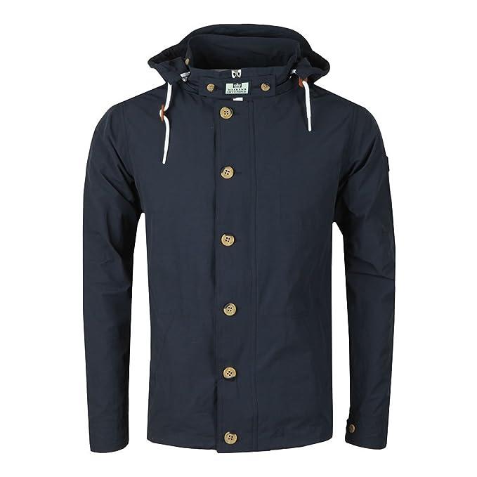 Weekend Offender Weekend Offender The Burgess Jacket Light Blue