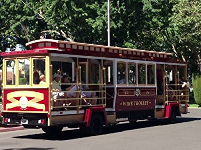 Napa Valley Wine Trolley - Up Valley Castle Tour, Gift Card $129.00