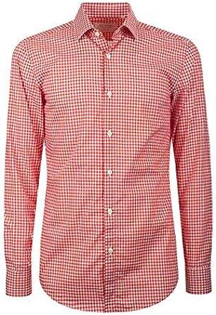 Fabio Giovanni® camisa armeno de algodón popelín italiano con ...
