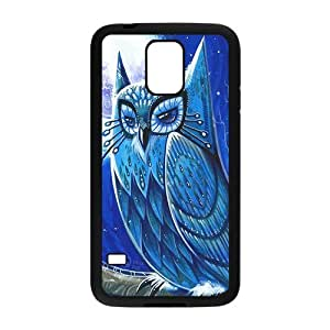 Custom Owl Design Plastic Case Protector For Samsung Galaxy S5