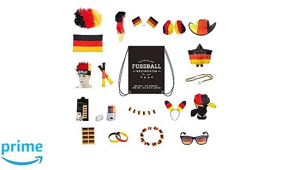 Conjunto de artículos Umoi para fans de Alemania, para aficionados ...