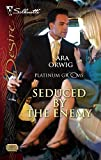 img - for Seduced By The Enemy (Platinum Grooms) book / textbook / text book