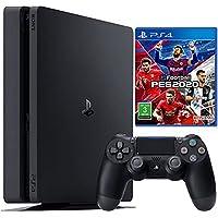 Sony Playstation 4 Slim 500 GB with PES PRO EVOLUTION SOCCER 2020 ARABIC