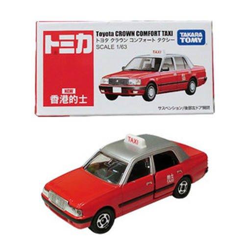 TAKARA TOMY Tomica Diecast H.K. Taxi Diecast Toy Car