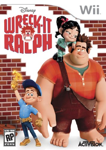 Wreck-It Ralph - Nintendo Wii -