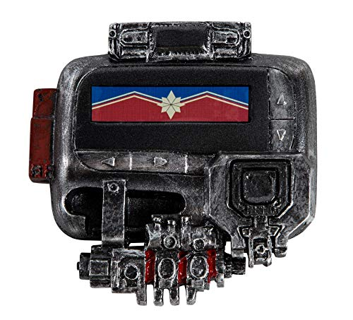Nick Fury Pager,Captain Marvel Pager,Nick Fury Captain Marvel Cosplay Pager Beeper Props Silver]()