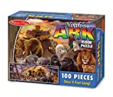 Melissa & Doug Noah's Ark Jumbo Jigsaw Floor Puzzle (100 pcs, over 4 feet long)