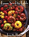 From Seed to Table, Janette Haase, 1897178751