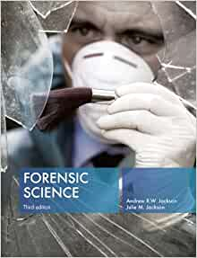 forensic science by andrew and julie jackson pdf