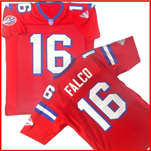(The Replacements Sentinels Jersey sz 36 Shane Falco #16)
