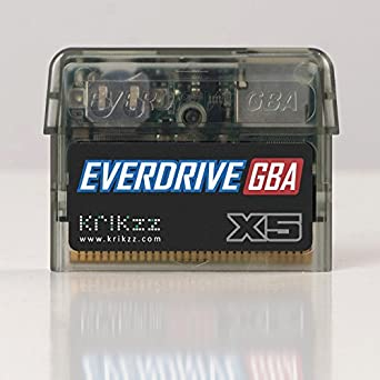 222c6289c2f EverDrive X5 Flash Cart for the Game boy Advance