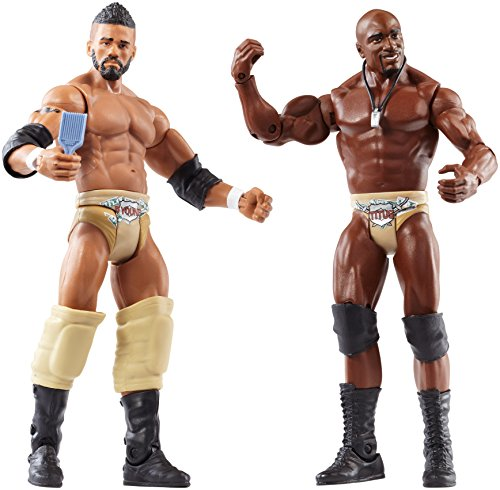 WWE Figure 2-Pack Darren Young & Titus O'Neill by Mattel