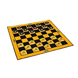 Victory Tailgate Framingham State Rams 2-in-1 Giant Checkers & All Weather Mat