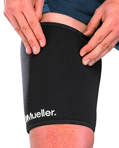 THIGH SLEEVE NEOPRENE, BLACK (EA)