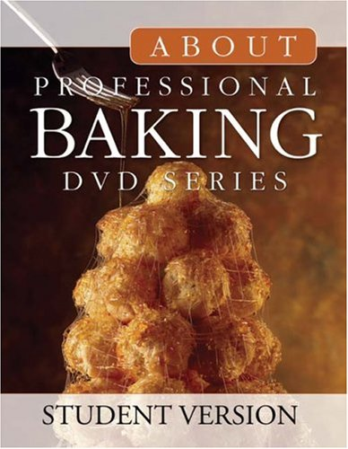 About Professional Baking DVD Series: Student Version by Cengage Learning