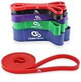 Coresteady Resistance Bands | Assisted Pull Up Band | Exercise Workout Bands for CrossFit –...