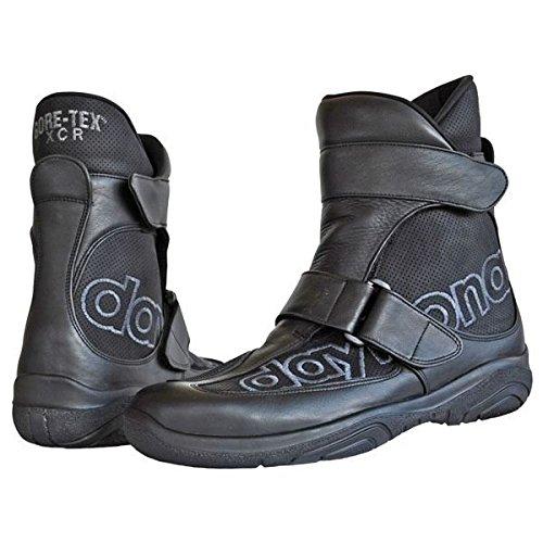 Daytona Journey XCR Gore Tex Black Leather Motorcycle Boot Size EU47, UK12