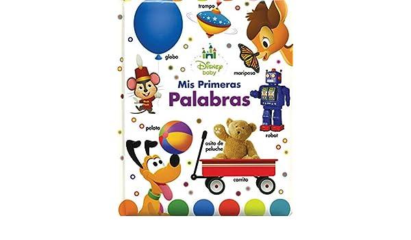 DISNEY BABY: MIS PRIMERAS PALABRAS: SILVER DOLPHIN (JUDY O ...