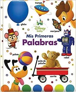 DISNEY BABY: MIS PRIMERAS PALABRAS: SILVER DOLPHIN (JUDY O): 9786076189290: Amazon.com: Books