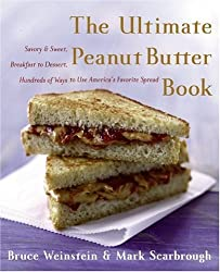 The Ultimate Peanut Butter Book (Ultimate Cookbooks)