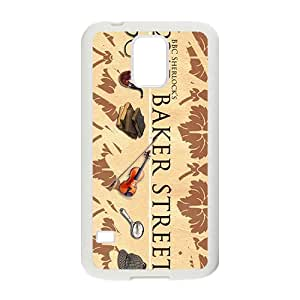 221B Baker Street Cell Phone Case for Samsung Galaxy S5