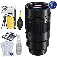 Panasonic 200mm f/2.8 Lens + K&M Lens Bundle
